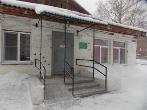 Входная площадка перед дверью Коростова 23